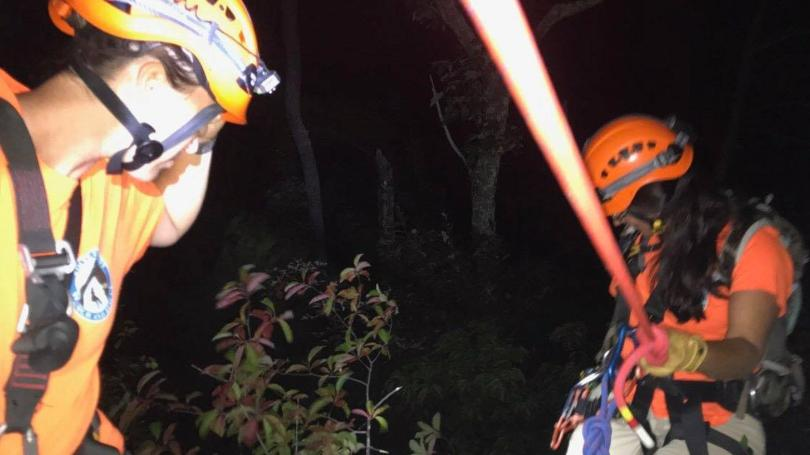 "Tennessee hiker ""doing well"" after fall at Red River Gorge"